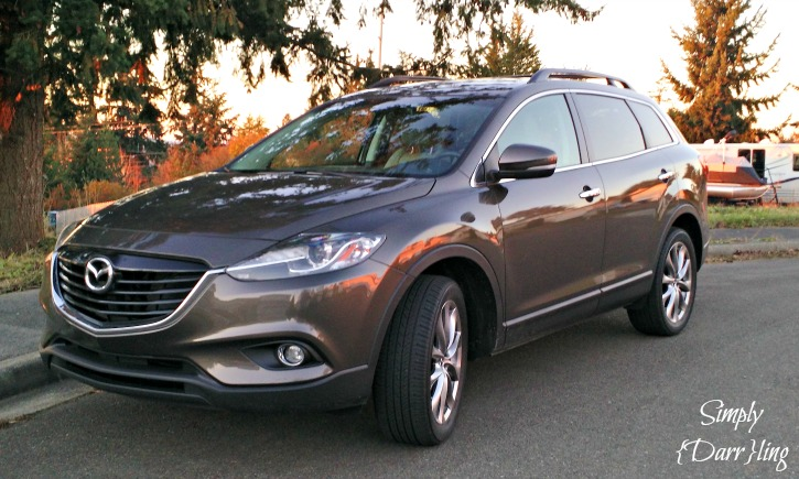My Experience With The Mazda CX-9