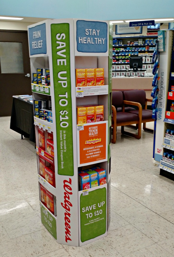 Phizer Products at Walgreens