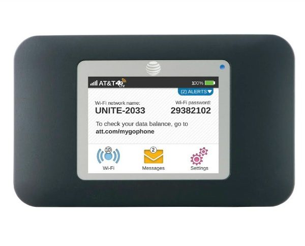 Stay Connected With the Unite Mobile HotSpot