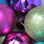 Christmas Ornament Garland