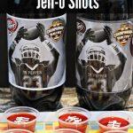 Dr Pepper Jello Shots