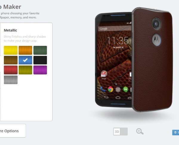 The Ultimate Personalized Phone