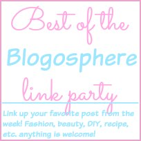 Best of the Blogosphere Button