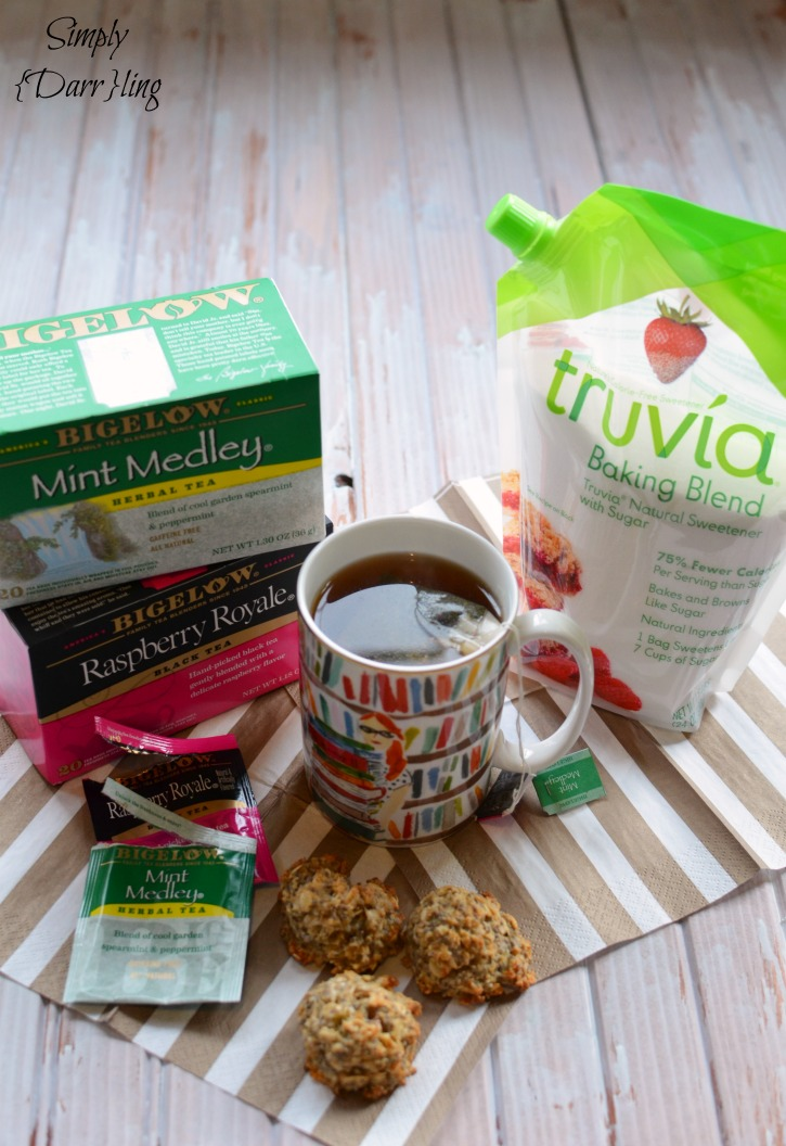 Bigelow Tea and Truvia Baking Sugar