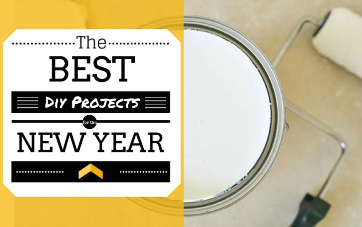 New Years DIY Projects