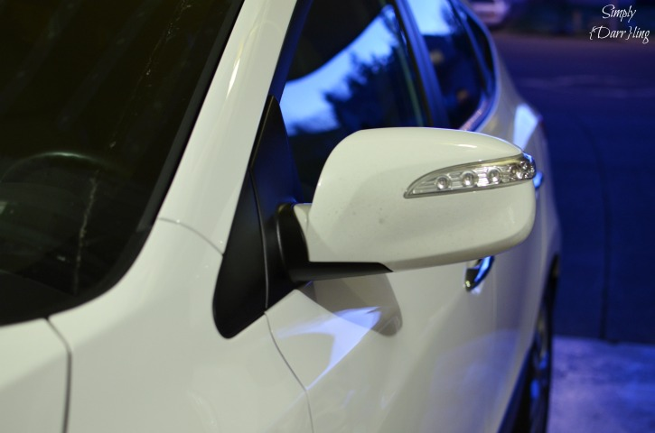 Hyundai Tucson Mirror