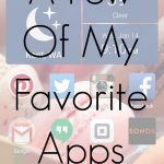 A Few Of My Favorite Apps