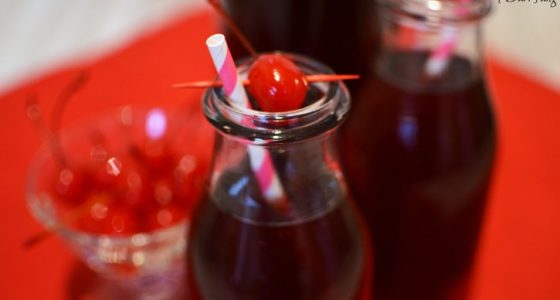 Valentines Day Love Potion Kid's Drink