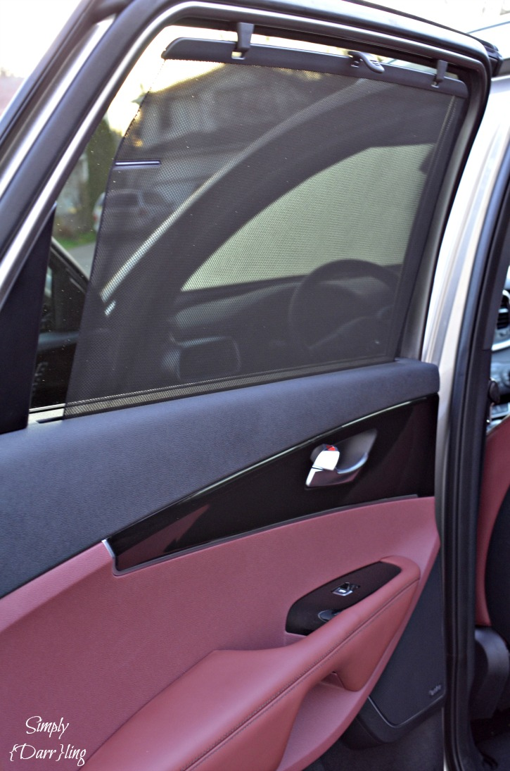 2016 Kia Sorento Rear Window Shade