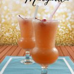 Blood Orange Frozen Margarita