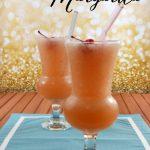 Blood Orange Frozen Margarita