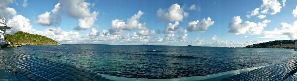 St Maarten Infinity Pool