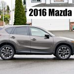 The Brand New 2016 Mazda CX-5