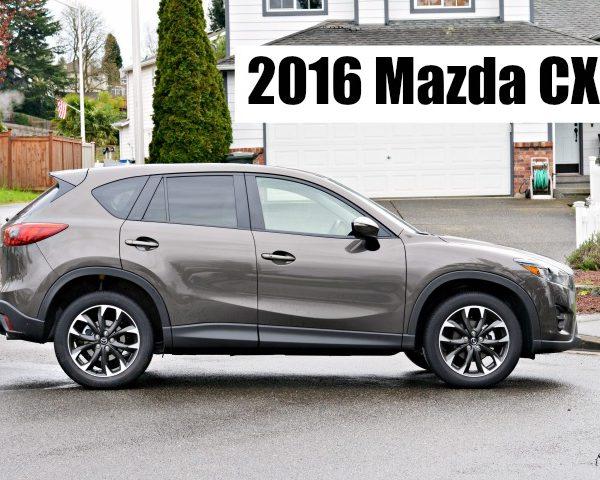 The Brand New 2016 Mazda CX-5