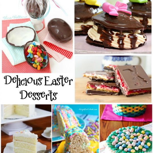 Delicious Easter Desserts