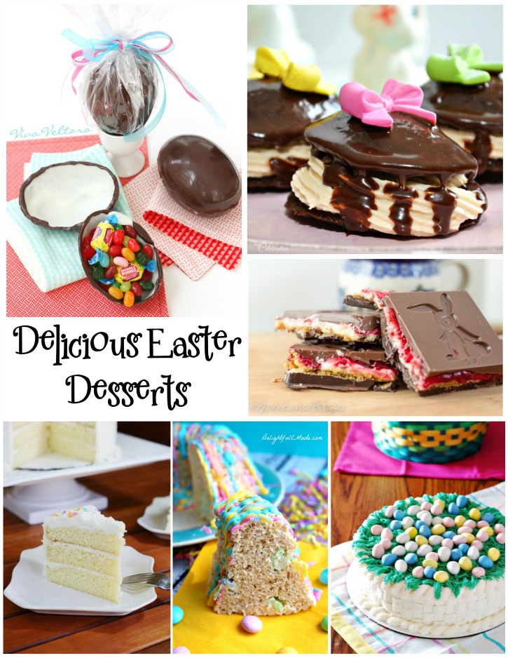Delicious Looking Desserts Delicious Easter Desserts