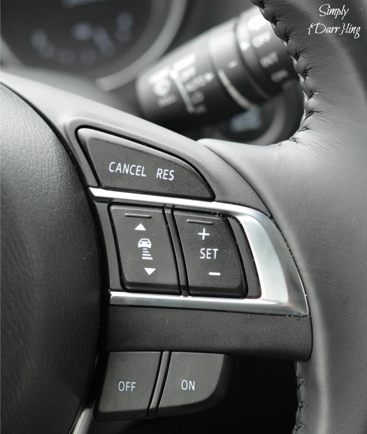 2016 Mazda CX-5 Cruise Control