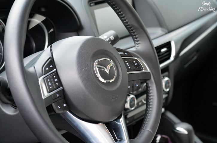 2016 Mazda CX-5 Steering Wheel