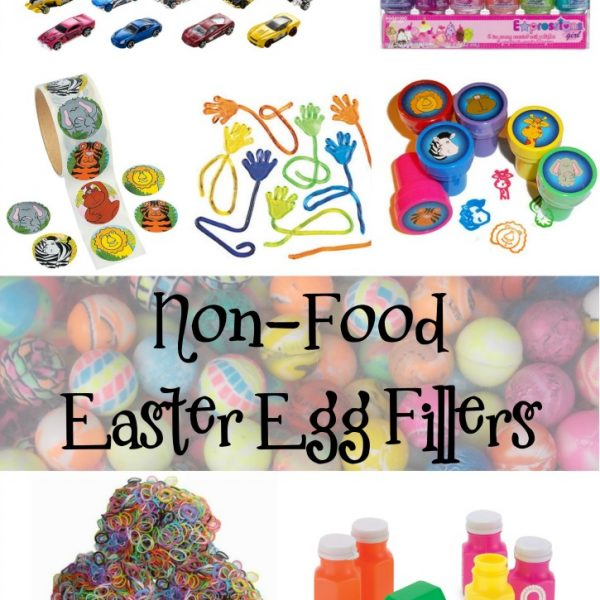 Non-Food Easter Egg Fillers