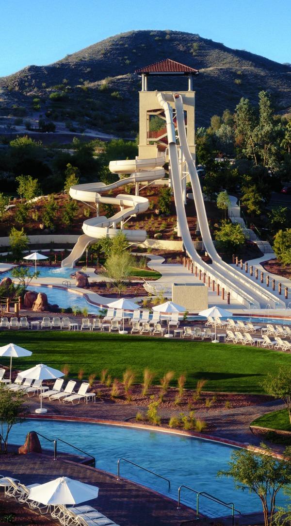 Arizona Grand Oasis Water Slide