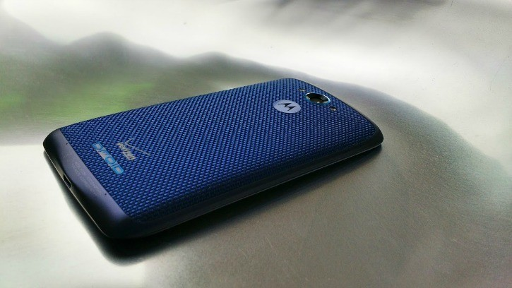 Droid Turbo Sapphire
