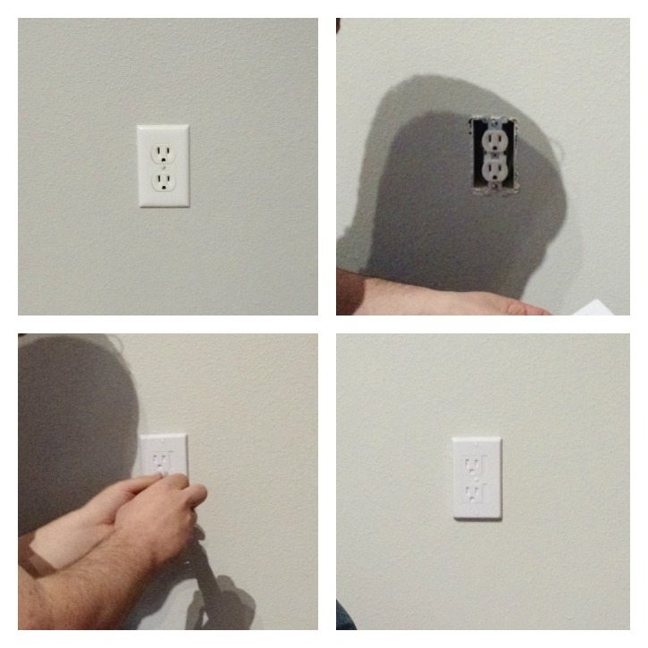 universal sliding outlet covers