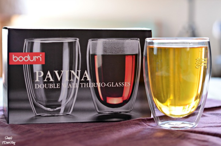 Bodum Pavina Glasses
