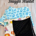 Fat Quarter Snuggle Blanket