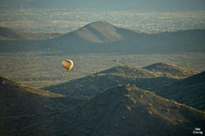 Soar Above The Desert With Hot Air Expeditions