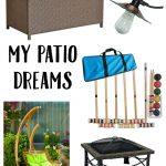 My Patio Dreams