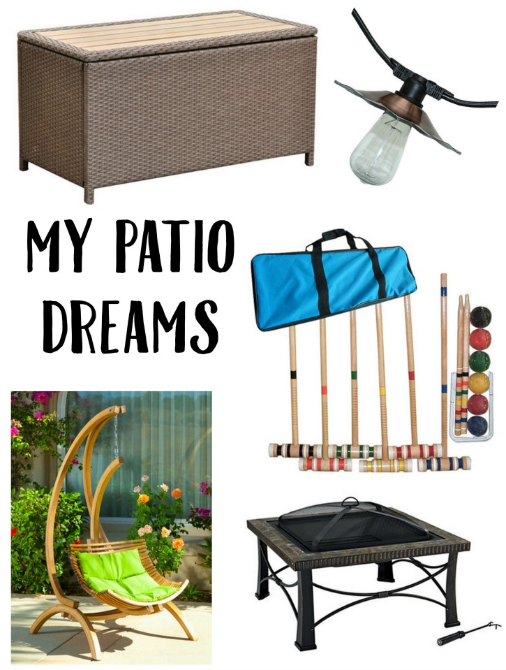 Wayfair Patio Dreams