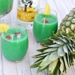 A Delicious Pineapple Rum Punch