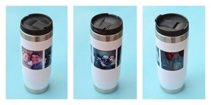Snapfish Personalized Travel Mug