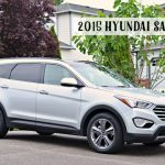 A Comfy Ride In The 2015 Hyundai Santa Fe