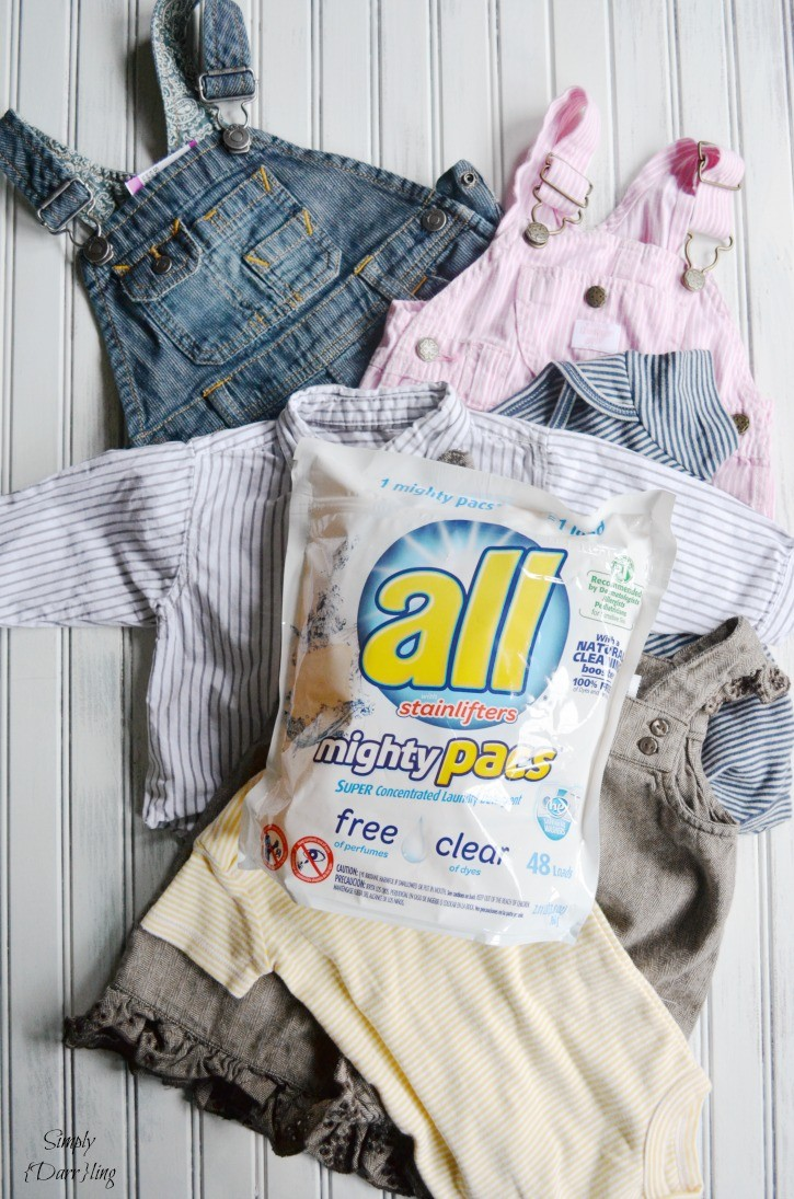 Preparing For Baby - Saving on Clothes.  How we're preparing for our adoption before we're selected.
