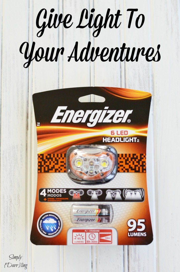 Energizer Headlamp