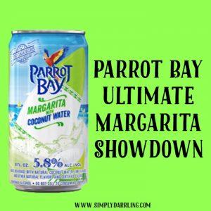 Parrot Bay Ultimate Margarita Showdown