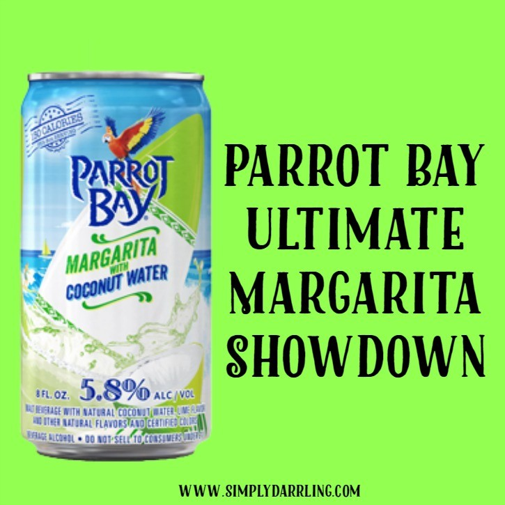 The Parrot Bay Ultimate Margarita Showdown - Simply {Darr}ling