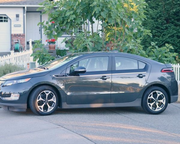 The 2015 Chevrolet Volt