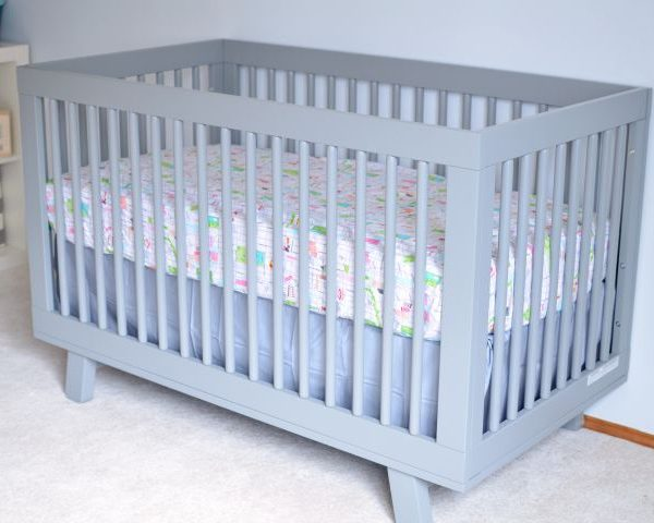 DIY Crib Sheet