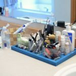 Upcycle & Organize The Bathroom