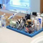 Upcycle & Organize The Bathroom
