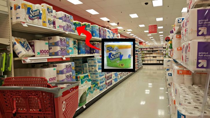 Target and Scott Naturals