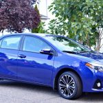Playing Around In The 2015 Toyota Corolla S
