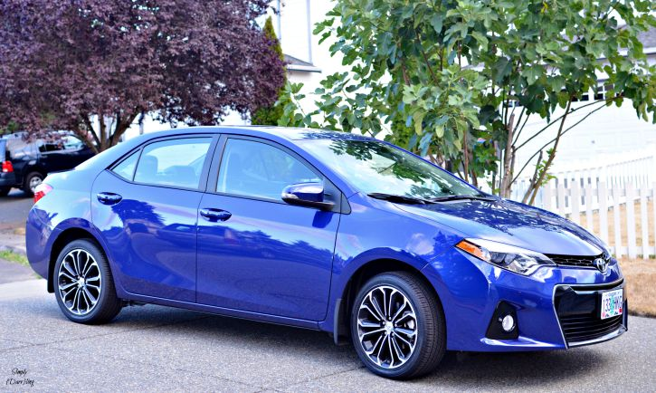 Playing Around In The 2015 Toyota Corolla S - Simply {Darr ...