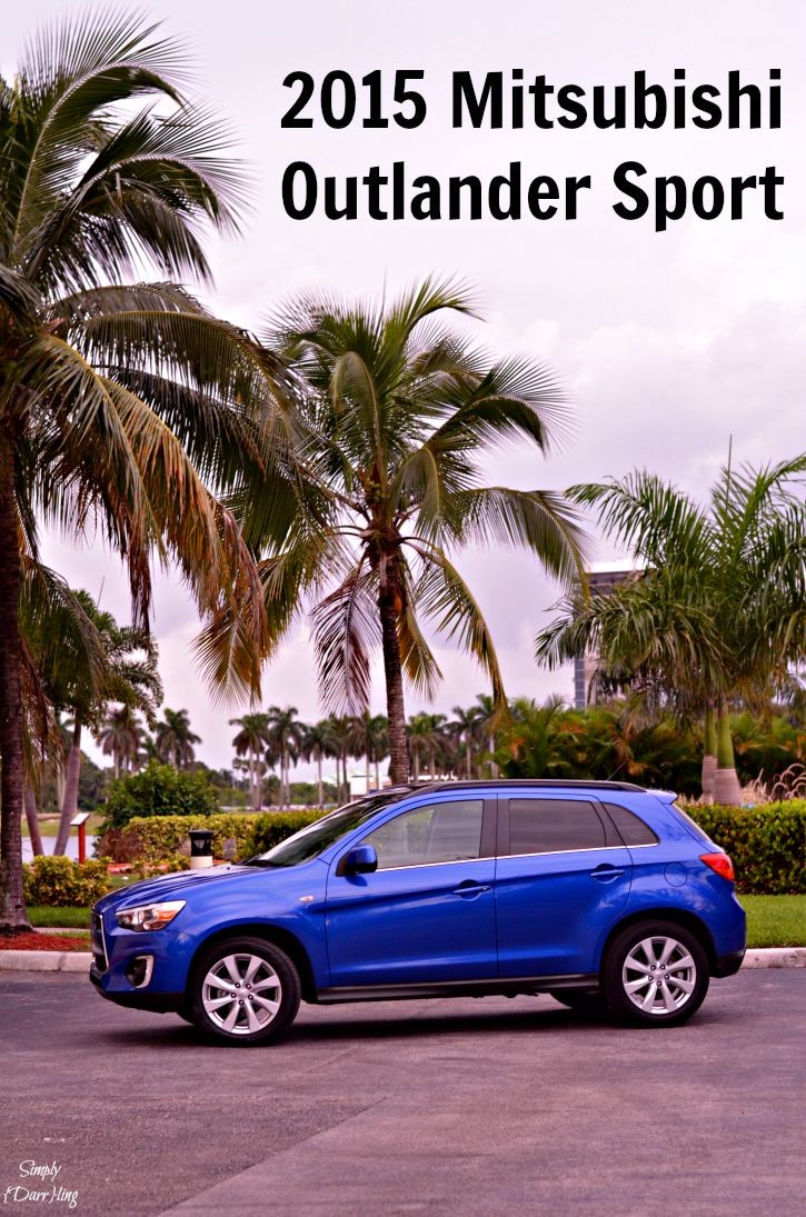Miami & The Mitsubishi Outlander Sport