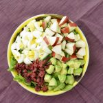 Harvest Salad with Poppy Seed Dressing