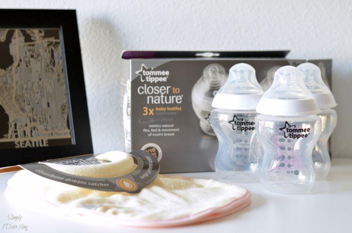 Preparing for newborn adoption - choosing the bottle for feeding
