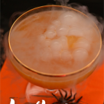 Spooky Halloween Cocktails with Dry Ice