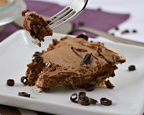 Aunt Evelyn's Famous Chocolate Pie